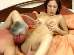 french daughter taboo family sex with old guy