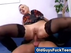 old lads fuck hawt younger playgirl