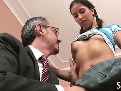 teacher is fucking juvenile sweetheart