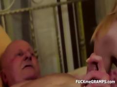 older man ben enjoys tasting new cunts