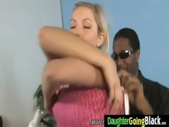 juvenile daughter with worthwhile a-hole drilled