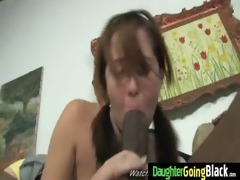 nasty legal age teenager drilled hard by darksome