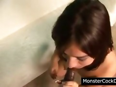 young daughter monster anal screwed