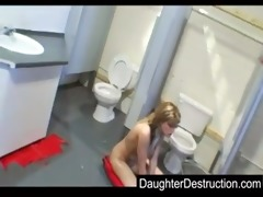 juvenile daughter screwed