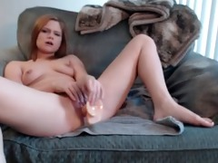 nasty hard fake penis fuck in my father in laws