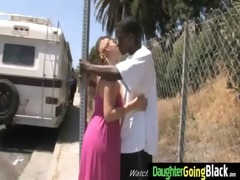 juvenile daughter with valuable butt fucked by a