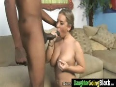 youthful daughter with precious booty screwed by