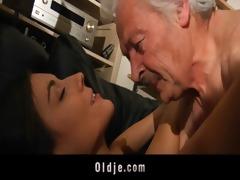 grand-dad fucking lustful youthful sweety