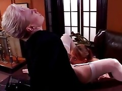 mature hotties and younger honeys vol3 - scene 1