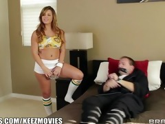 brazzers - keisha show her daddy whos boss