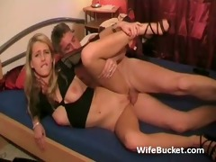 slutty chap with younger wife