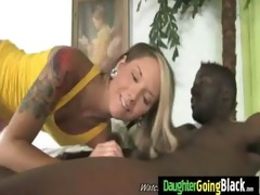 watching my beauty how is drilled by monster dark