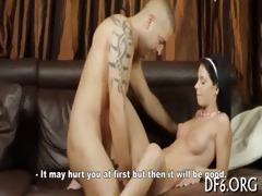 9st time hand job porn