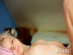 pleasing beauty masturbating