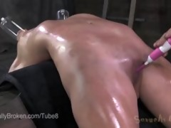 farmers daughter allie james sucks dong in slavery