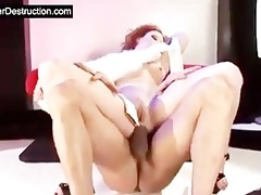 daughter face hole and booty destruction