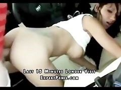 cute youthful legal age teenager daughter fuck